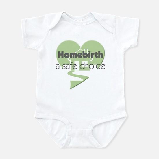 Homebirth Choice Infant Bodysuit
