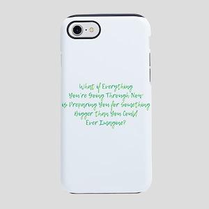Bigger Imagine iPhone 7 Tough Case