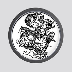 Dragon, Fantasy, Art, Cool Wall Clock