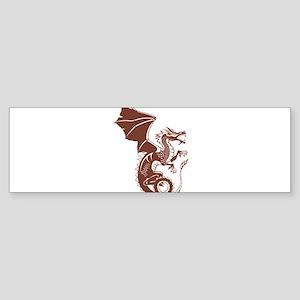 Dragon, Fantasy, Art, Cool Bumper Sticker