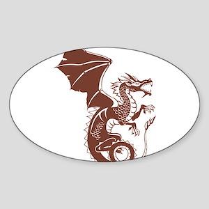 Dragon, Fantasy, Art, Cool Sticker
