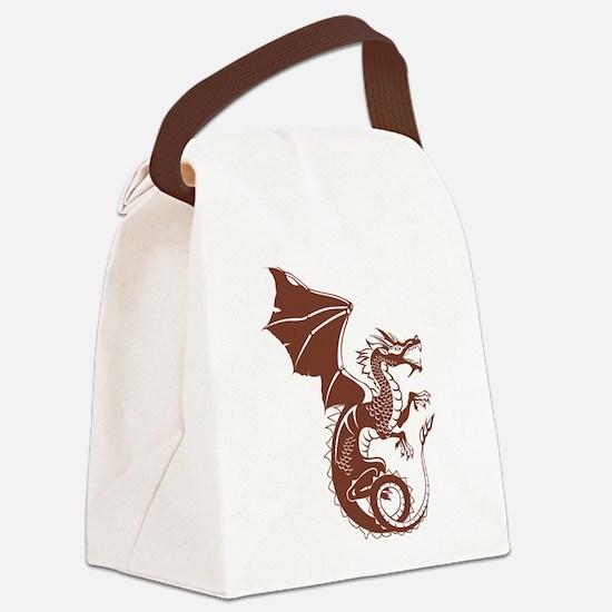 Dragon, Fantasy, Art, Cool Canvas Lunch Bag