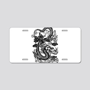 Dragon, Fantasy, Art, Cool Aluminum License Plate
