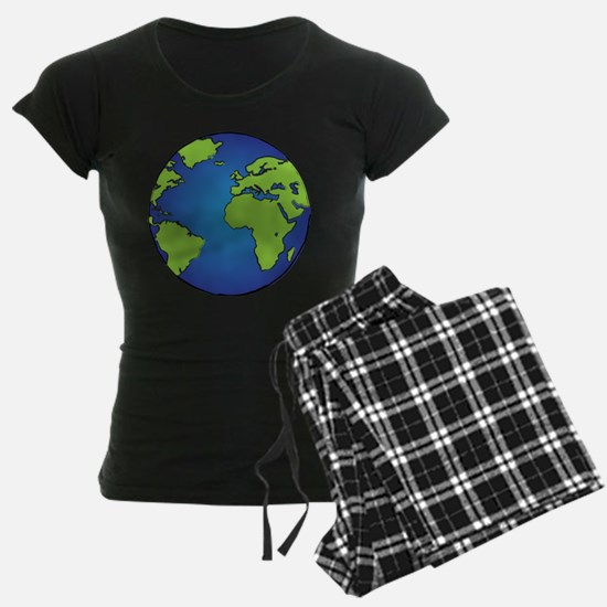 Earth, Planet, Earth Day, Environment Pajamas