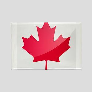 Canada, Flag, Canadian, Maple Leaf Magnets