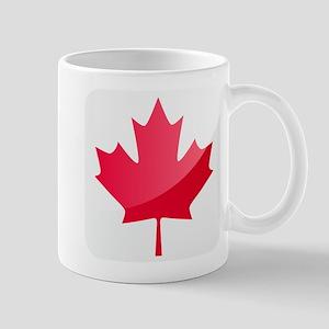 Canada, Flag, Canadian, Maple Leaf Mugs
