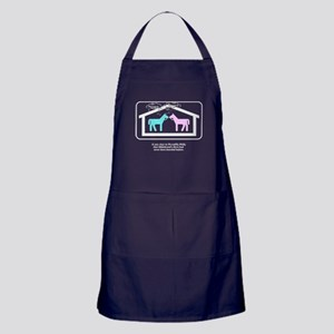 This is not my beautiful house horse Apron (dark)