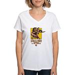 Spanish Text Runners Womens -T-Shirt