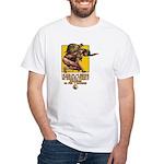 Spanish Text Runner-Mens T-Shirt