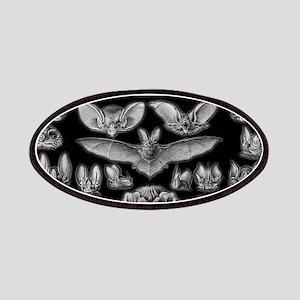 Vintage Bat Illustrations Patches