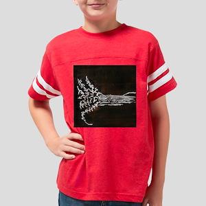 Dark tile Youth Football Shirt