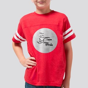 Father of the Bride Youth Football Shirt