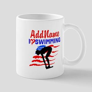 SWIMMER GIRL Mug