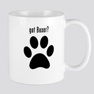 got Boxer? Mugs