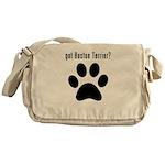 got Boston Terrier? Messenger Bag