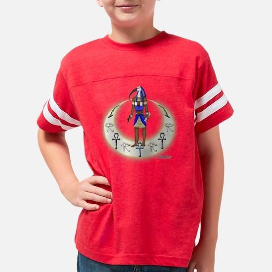 Thoth Moon Glow Youth Football Shirt