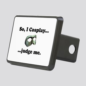 So, I Cosplay... judge me Hitch Cover