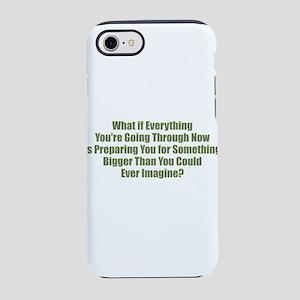 Imagine Bigger iPhone 7 Tough Case