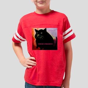 Fat Cat 4 President dark clot Youth Football Shirt