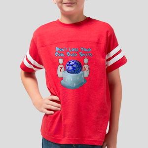 2-cool Youth Football Shirt