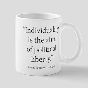 On Individuality Mugs