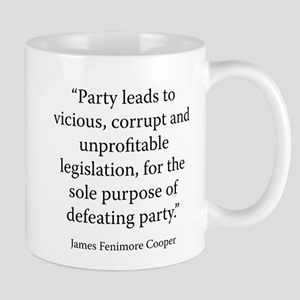 On Party Mugs