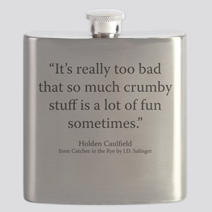 The Catcher in the Rye Ch 9 Flask