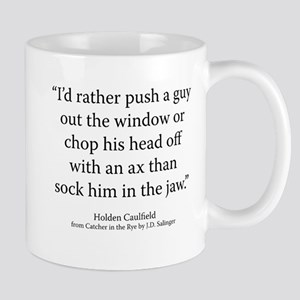 The Catcher in the Rye Ch Mugs