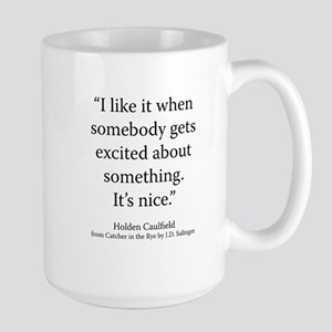 Catcher in the Rye Ch 24 Mugs