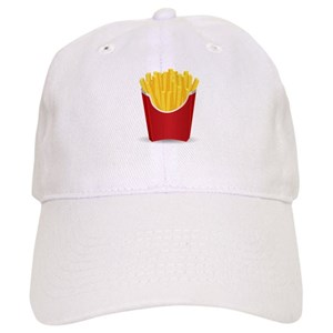 French Fries Hats - CafePress 06ad3ed374d8