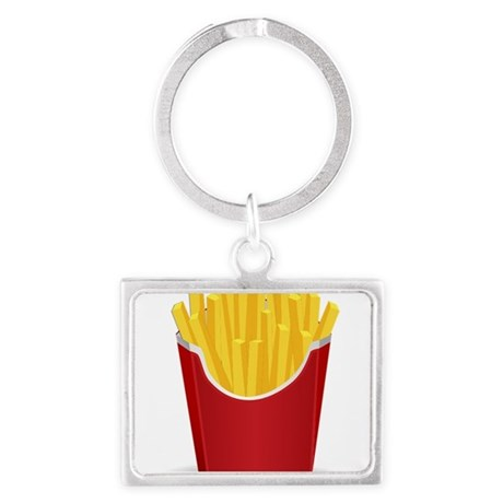 French Fries Keychains