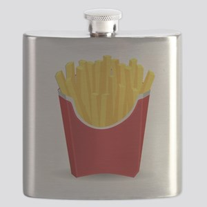 French Fries Flask