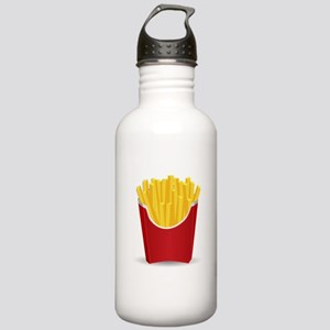 French Fries Water Bottle