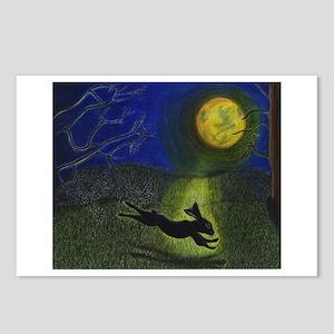 """In Moonlight"" Postcards (Package of 8)"