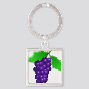 Grapes Keychains