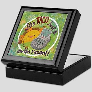 Taco'BoutIt_painted Keepsake Box