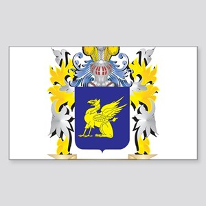 Albert Coat of Arms - Family Crest Sticker