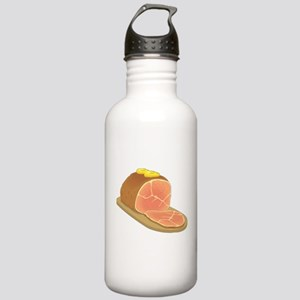 Sliced Ham Water Bottle