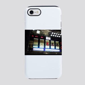 one two tip a few slots iPhone 7 Tough Case