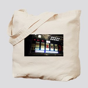one two tip a few slots Tote Bag