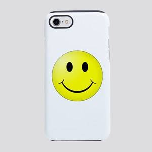 Smiley Face iPhone 7 Tough Case