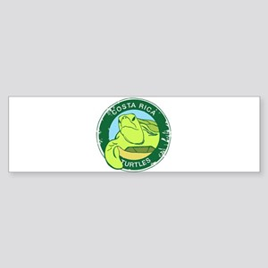 SEA TURTLE RESCUE Bumper Sticker