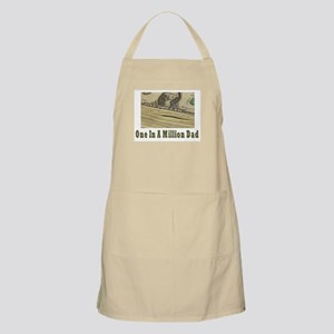 One In A Million Dad BBQ Apron