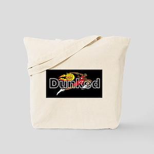 Basketball Style Tote Bag
