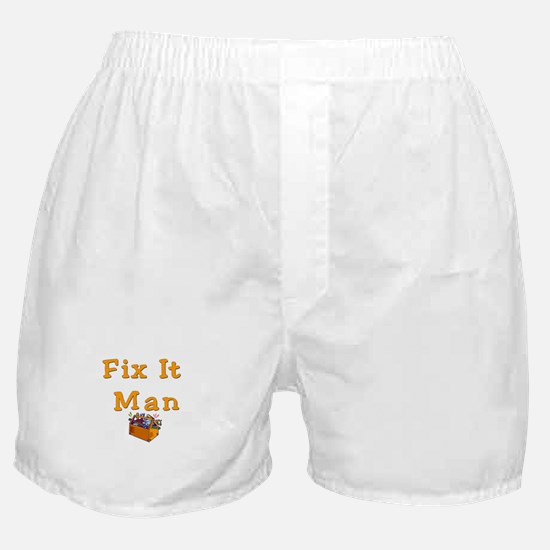 Dad can fix it. Boxer Shorts