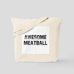 Awesome Meatball Tote Bag