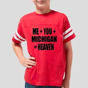 umMI Youth Football Shirt