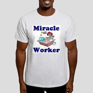 Secretary Ash Grey T-Shirt