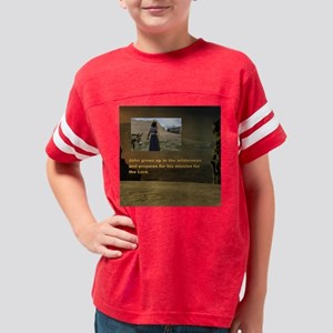 booklet_bck_bojohn_gmp Youth Football Shirt