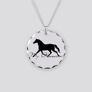 Horse Obsession Necklace